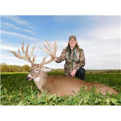 Ohio Whitetail Deer Hunt