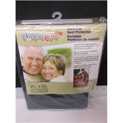 New Americare Portable Seat Protector  21x22""