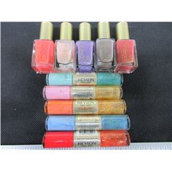 New bundle of Revlon Nail Polish and Nail Art / Assorted colors