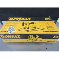 New DeWalt 18volt Grease Gun  [ tool only ] model# DCGG570B