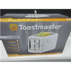 New Toastmaster  2 slice Toaster extra wide slots / high rise toast lift
