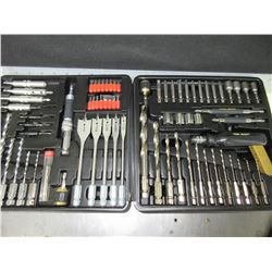 New 90 piece Quick Change Drill & Driver set with case