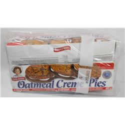 BAG OF OATMEAL CREAM PIES