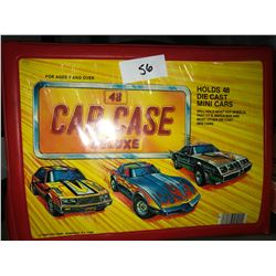 """Hot Wheels kit with 40 plus die cast cars, games, 1960's model race track and cars """"Scalextric"""""""
