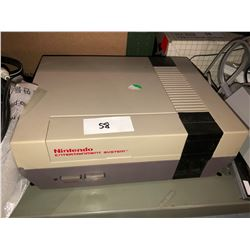 Original gaming systems, old SEGA, Nintendo with games