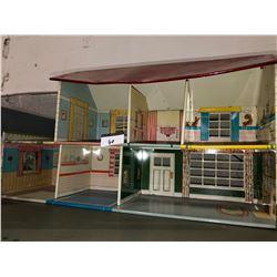 25th Anniversary Tonka Trucks, doll house
