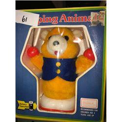 Antique wind up toys & dolls (dolls from 20's porcelain)