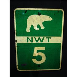 2 signs - NWT and Quaker