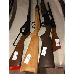 4 BB Guns