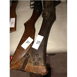 Antique BB gun, 1800's Musket