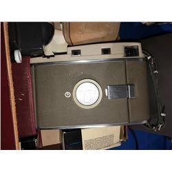 4 - Polaroid collectible cameras