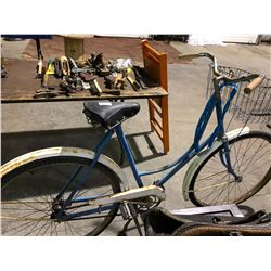 Complete 1950's Lady's bike