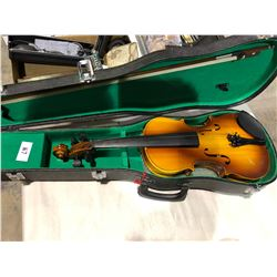 B&J music Correlli Violin with case