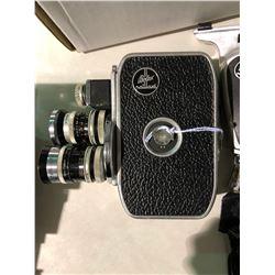 Rare Bolex Paillard Movice camera 1950's SN818177