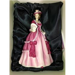 "Royal Doulton ""Pretty Ladies"" Katherine"" in original box"