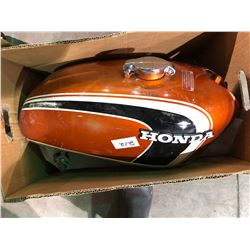Honda 1970 CB 650 Gas tank plus cover