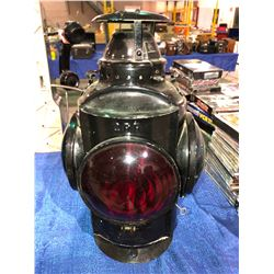 Piper Montreal HLP-M Rail Yard lamp w/multi colored lenses
