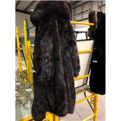 2 fur coats mink, ladies very nice shape