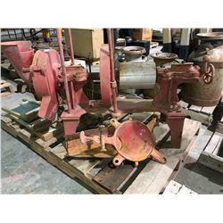 #21 antique commercial sheller