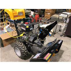 """Like new"" Craftsman Commercial snowblower, 1450/27, electric start power turrett"