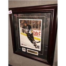 Sidney Crosby framed photo 8x10 image