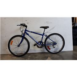 BLUE SUPER CYCLE BIKE