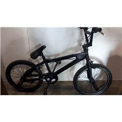 BLACK BMX RALEIGH BIKE
