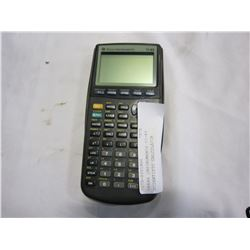 TEXAS INSTRUMENTS TI-83 SCIENTIFIC CALCULATOR