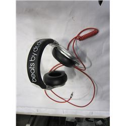 BEATS BY DRE HEADPHONES - WORKING