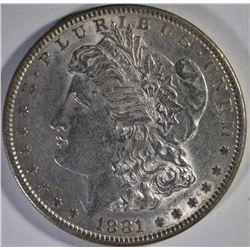 1881 & 81-O AU/BU MORGAN DOLLARS