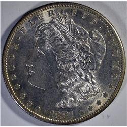 1881-S BU & 1882 AU/BU MORGAN DOLLARS
