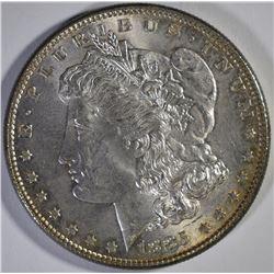 1885 & 1885-O CH BU MORGAN DOLLARS