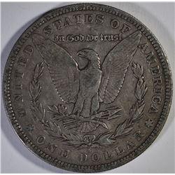 1885-S F/VF & 1886-O F/VF MORGAN DOLLARS