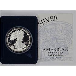 1994 PROOF AMERICAN SILVER EAGLE KEY DATE!
