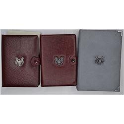 1983, 84 & 86 U.S. PRESTIGE Pf SETS ORIG BOXES/COA