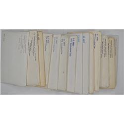 1968-81 U.S. MINT UNC SETS ORIG PACKAGING