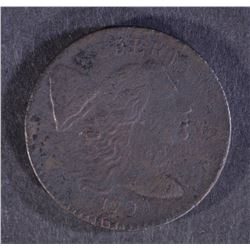 1794 LARGE CENT XF GRANULAR SURFACES