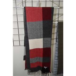 Three scarves including Charter Club 100% cashmere, Enya Mantanani 100% cashmere plus a Dolce and Ga