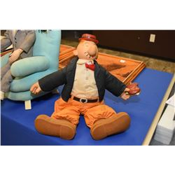 """Vintage Wimpy doll made by Presents, 17"""" in height"""