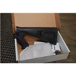 New in package Mesa Tactical Urbino tactical stock for Benelli M-4 .12 Ga, item no. 91660