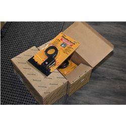 Six new in package Master Lock gun cabinet alarms locks no. 93KADSPT