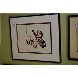 Haida print