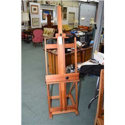 Richeson Dulce model 840200 Adjustable wooden easel