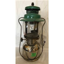 COLEMAN GAS LAMP MODEL 249, DATED 1948 - CANADA