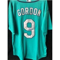low priced d4eb5 10b55 Dee Gordon Signed Mariners Jersey (JSA COA)