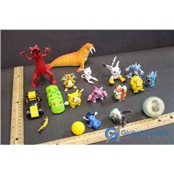 Pokemon Toys w/ Other Toys