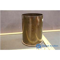 Brass Artillary Shell Casing