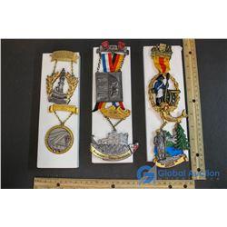 German Volks Marsch Sports Medals (6)