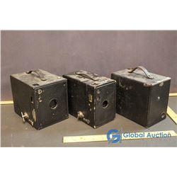 Anis & Brownie 124 Box Cameras (3)