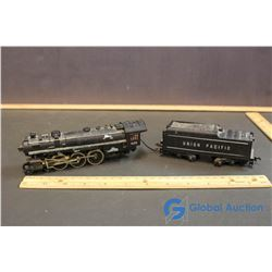 """Union Pacific 473 Display Steam Engine & Tender - 12"""""""